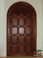 تصميمات الأبواب