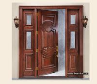 باب منزل