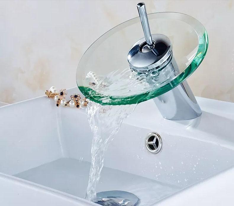 صنبور نمط مطبخ حمام