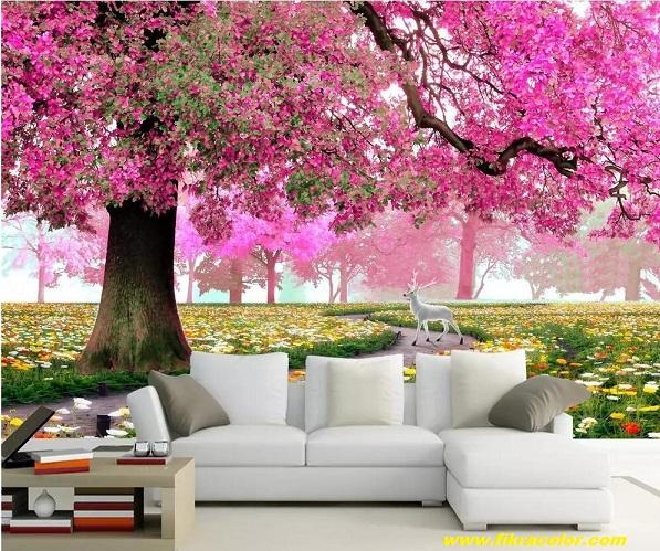 ورق جدران طبيعة ورد