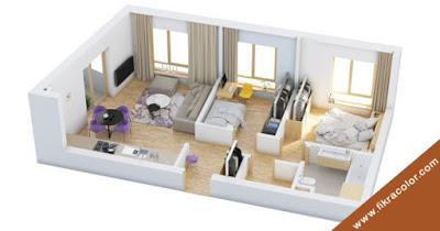 اخذ افكار في تخطيط المنازل الصغيرة تصميم المنزل من الصفر
