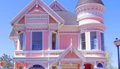 اجمل بيوت في العالم