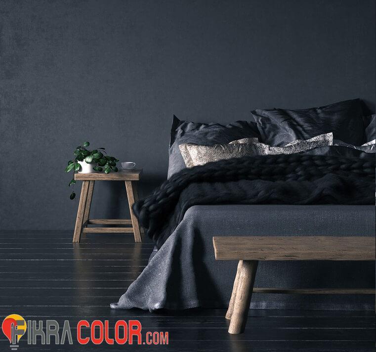 لوون غرفة سادة