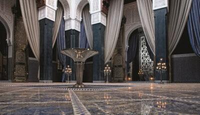 ديكورات اجمل فنادق في المغرب