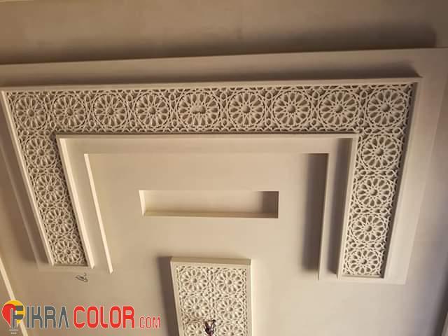 ديكور سقف مغربي