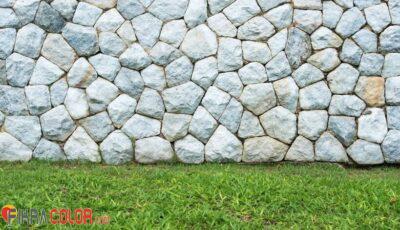 ديكورات حجارة جدران