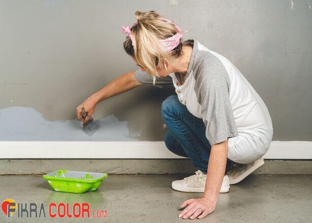 خلط لون باج
