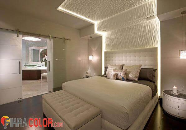 جبس غرف النوم