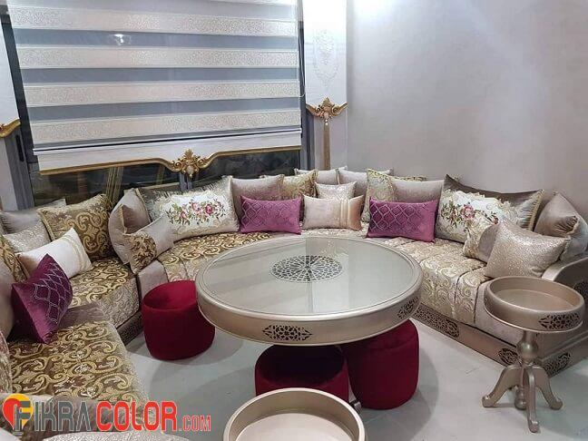 طاولات مغربية