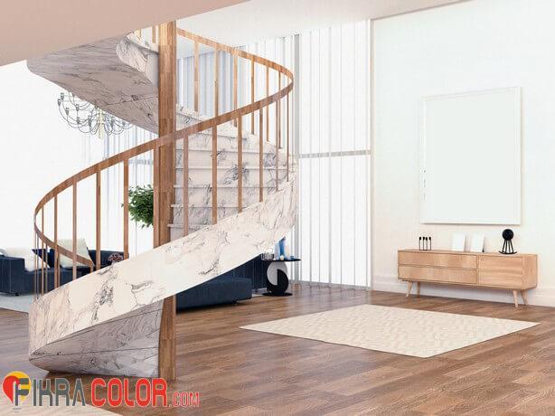رخام الدرج