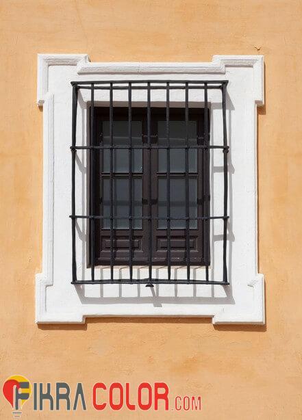 شبك حديد نوافذ