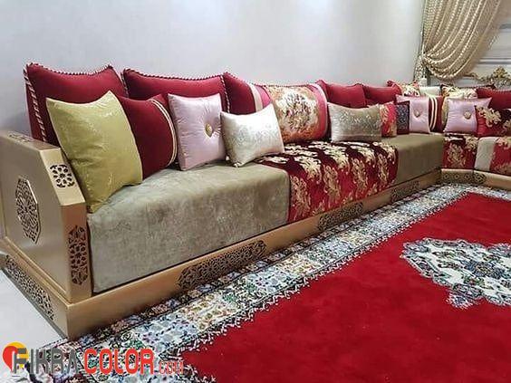 مفروشات مغربية