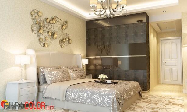 اضاءة غرف نوم