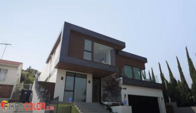 ديكورات منزل حديث في لوس انجلوس