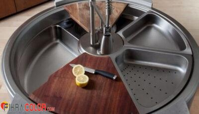 اشكال احواض مطابخ