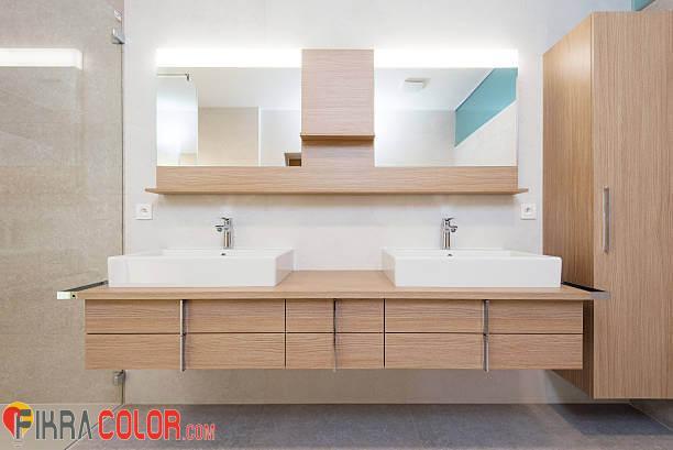 خزائن حمامات