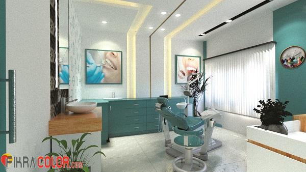 مخطط عيادة أسنان