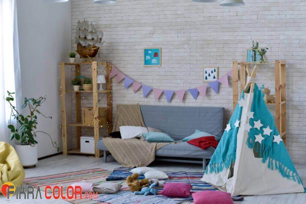 غرف العاب اطفال