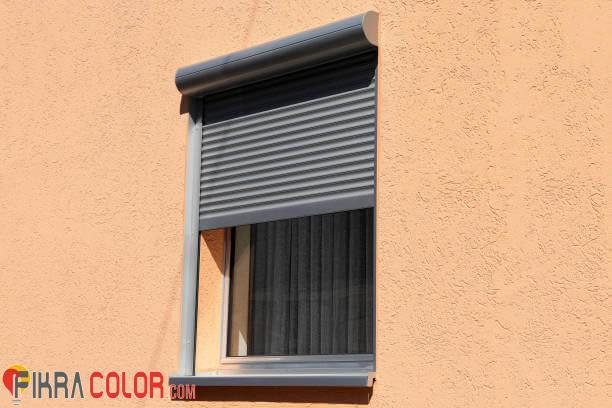 نوافذ المنيوم