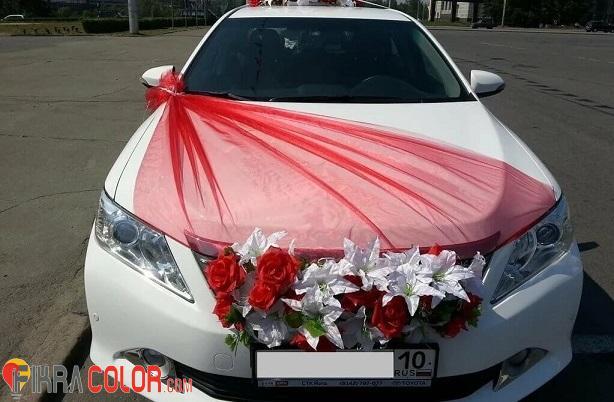 تزيين سيارات زفاف